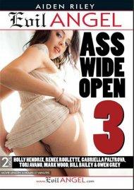 Ass Wide Open 3 Porn Movie