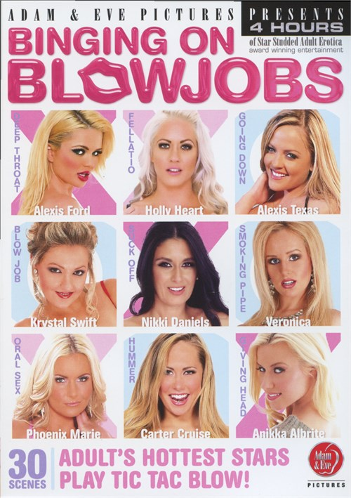 Binging On Blowjobs