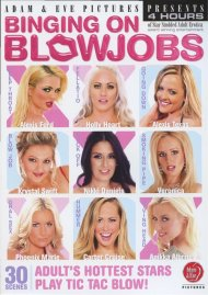Binging On Blowjobs Porn Movie
