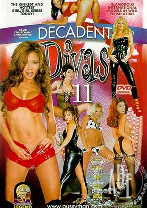 Decadent Divas 11 Bridgette Kerkove Legend Sharon Wild