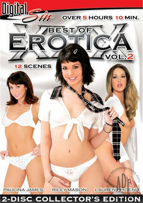 Best of Erotica XXX Vol. 2 image