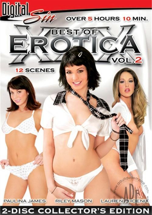 Best of Erotica XXX Vol. 2