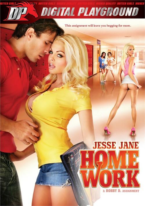 Jesse Jane Homework