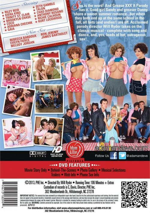 Adam & Eve Present Grease XXX: A Parody Movie