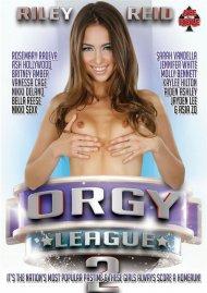 Orgy League 2 Porn Movie