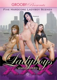 Ladyboys Uncovered XXX DVD porn movie from Grooby.