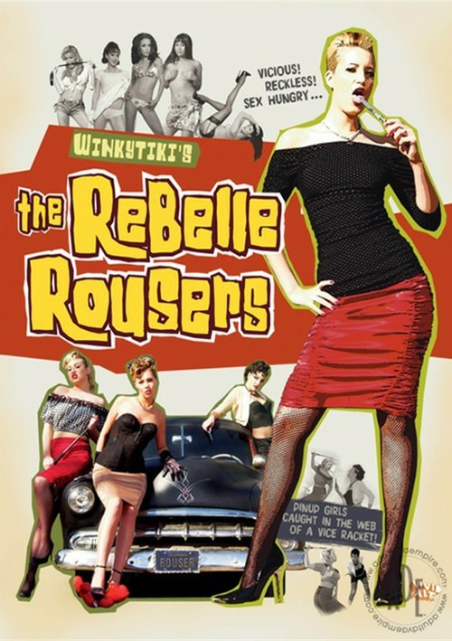 Rebelle Rousers, The Devon Savage Page Morgan Barry Scott