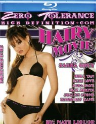 Hairy Movie Blu-ray