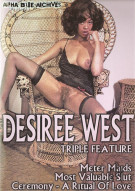Desiree West Triple Feature Porn Video