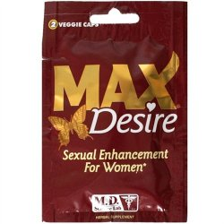 Max Desire - Sexual Enhancement for Women - 2 pack Sex Toy