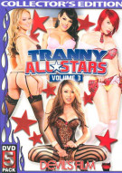 Tranny All Stars 3 (5-Pack) Porn Movie