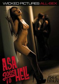 Asa Goes To Hell HD Porn Video from Wicked Pictures!