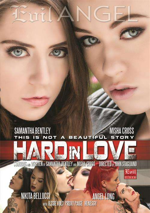 Hard In Love DVD Image from Evil Angel.