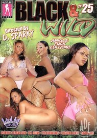 Black & Wild Vol. 25 Porn Video