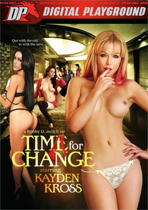 Time For Change (DVD+ Blu-Ray Combo) Couples Erotic Vignette Robby D.