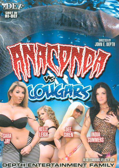 Anaconda Vs Cougars John E. Depth DEF Entertainment Interracial