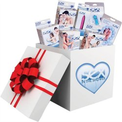 Sex In The Shower Gift Set Sex Toy