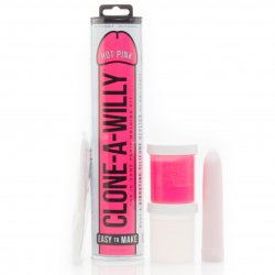 Clone A Willy Vibe Kit - Hot Pink Sex Toy