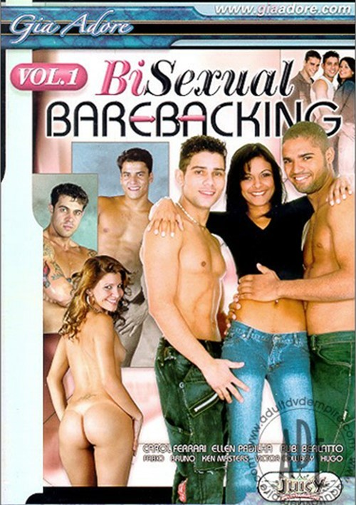 Bi-Sexual Barebacking Vol. 1 Ellen Padilha Barebacking Robert Hill Releasing Co.