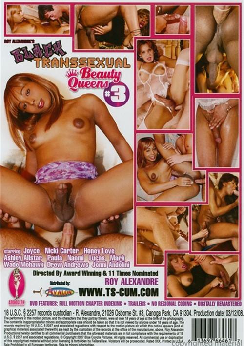 Black Transsexual Beauty Queens 85
