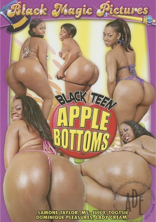 Black Teen Apple Bottoms