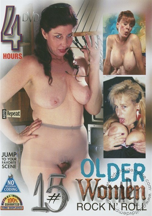Older women rock and roll volume 1
