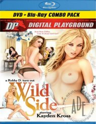 Wild Side (DVD + Blu-ray Combo) Blu-ray