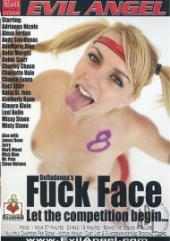 Belladonna's Fuck Face  Porn Video