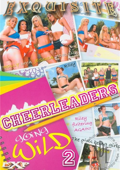 Cheerleaders Going Wild 2- On Sale! Adriana (VII) Threesomes Gonzo