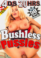 Bushless Pussies 4-Pack Porn Movie