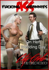 Ass Fucking Grandma (On Her Wedding Day) Porn Video