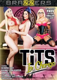 Tits In Charge DVD Image from Brazzers.