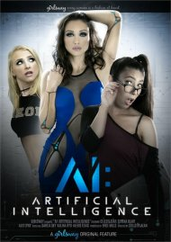 AI: Artificial Intelligence DVD porn movie from Girlsway.