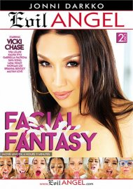 Facial Fantasy DVD porn movie from Evil Angel.