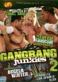 Gangbang Junkies Vol. 2 Porn Movie