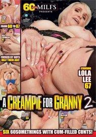 Creampie For Granny 2, A Porn Movie