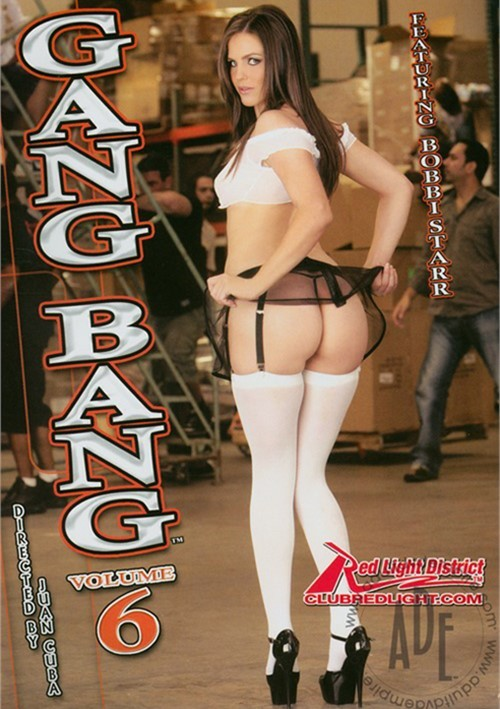 Gang Bang Vol. 6