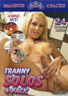Tranny Solos 4-Pack Porn Movie