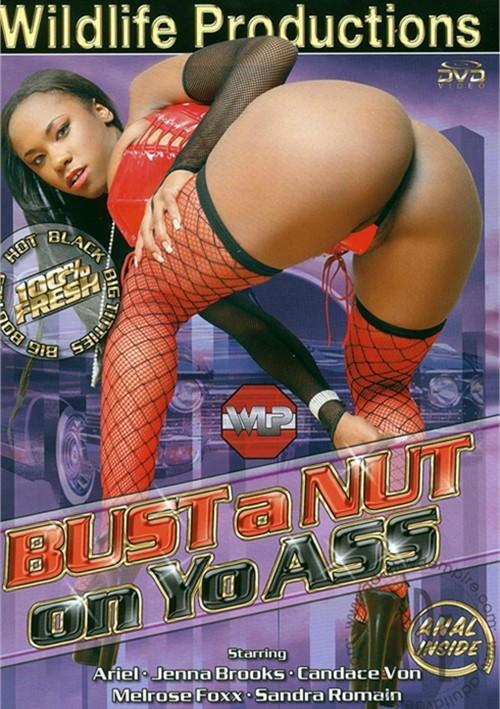 Bust A Nut On Yo Ass Melrose Foxxx 2008 Candace Von