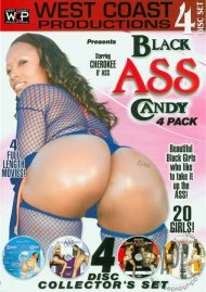 Black Ass Candy 4-Pack Porn Movie