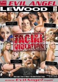 Facial Violation Porn Video