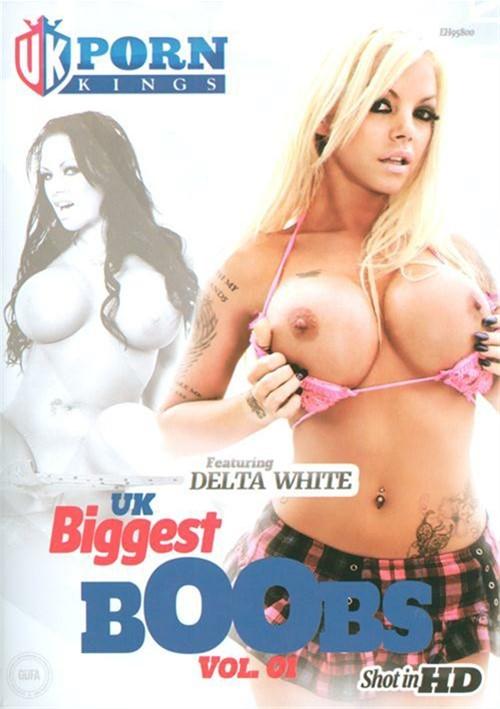UK Biggest Boobs Vol. 1 UK Porn Kings DVD