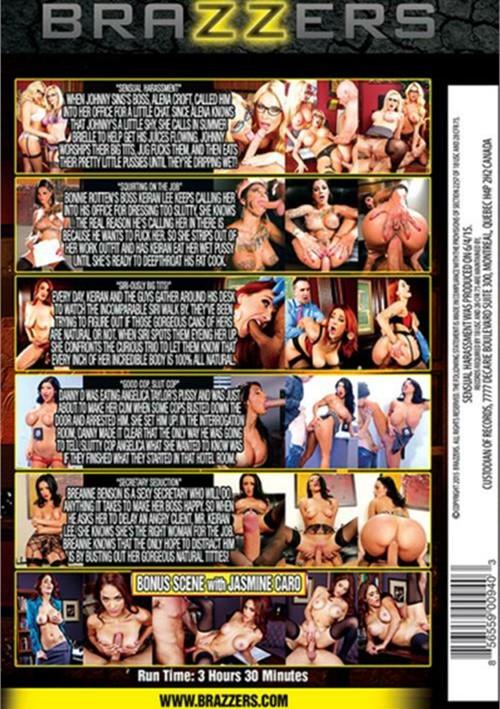 Sensual Harassment CD 1 - Free XXX Watch