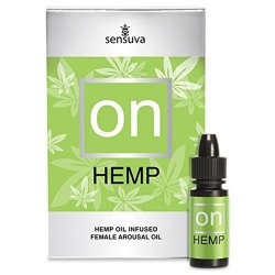 On: Hemp Oil For Her - 5ml Sex Toy