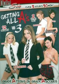 Getting All As #3 Porn Movie