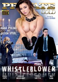 Whistleblower HD porn video from Private.