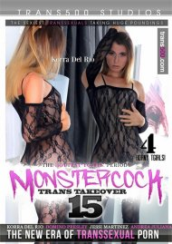Monstercock Trans Takeover 15 Porn Movie