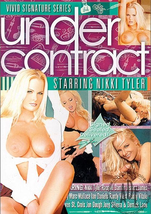 Under Contract: Nikki Tyler Jessica James Vivid Joey Silvera