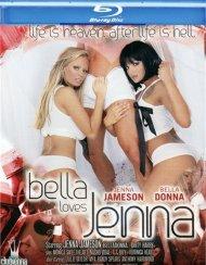 Bella Loves Jenna Blu-ray porn movie from Club Jenna.