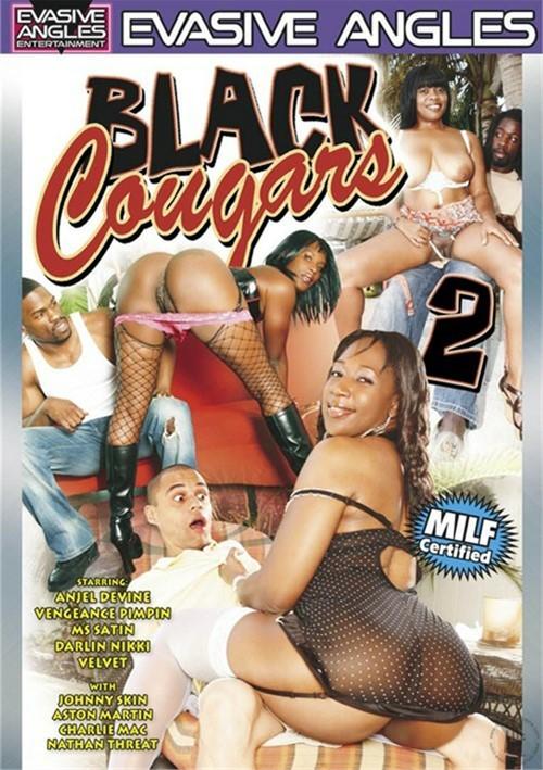 Black Cougars Porn 34